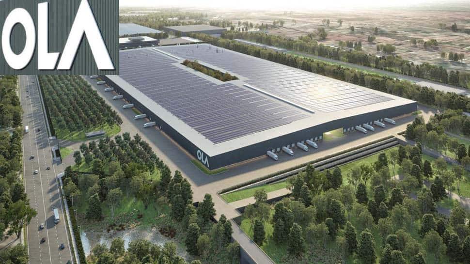 World's largest e-scooter plant: தமிழகத்தில் ஓலாவின் பிரம்மாண்டமான தொழிற்சாலை