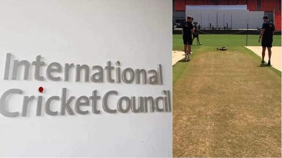 ICC Rating: Narendra Modi Stadium ஆடுகளம் சராசரியா? மிகவும் ஏற்றதா?