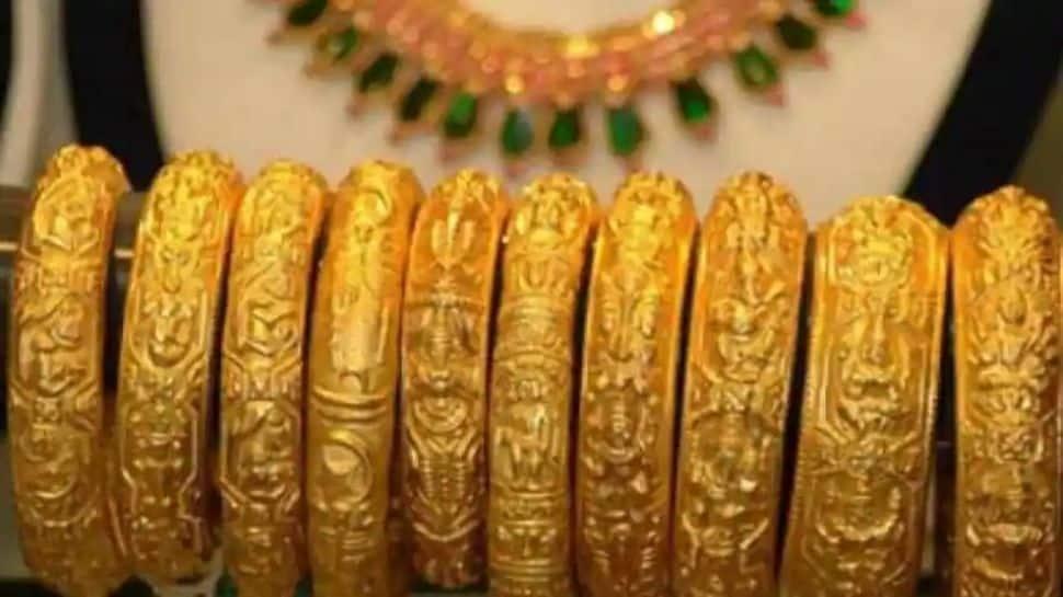Gold Rates Today: மெல்ல மெல்ல உயரும் தங்க விலை: விரைவில் வாங்கினால் லாபம் காணலாம்