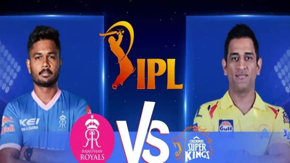 IPL 2021: CSK vs RR: டாஸ் வென்ற ராஜஸ்தான் அணி முதலில் பந்து வீச முடிவு செய்தது