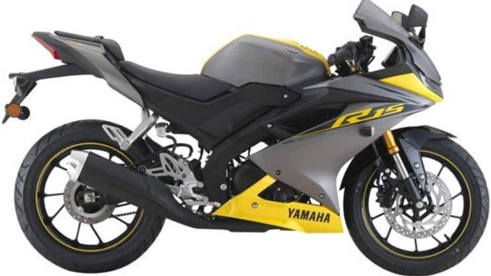 Yamaha YZF-R15 பைக், புதிய நிறத்தில் அறிமுகம்!