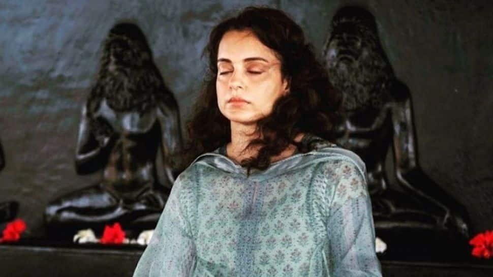 நடிகை கங்கணா ரணாவத்துக்கு கொரோனா தொற்று: வைரசை அழிப்பேன் என்று உறுதி