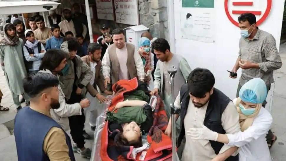 ஆப்கானிஸ்தான் தலைநகர் காபூலில் குண்டுவெடிப்பு;  25 பேர் பலி