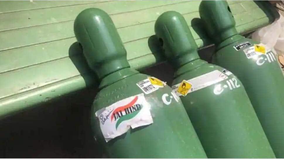 42 நாடுகளில் இருந்து இந்தியாவுக்கு 100,000 Oxygen Cylinders கிடைக்கும்