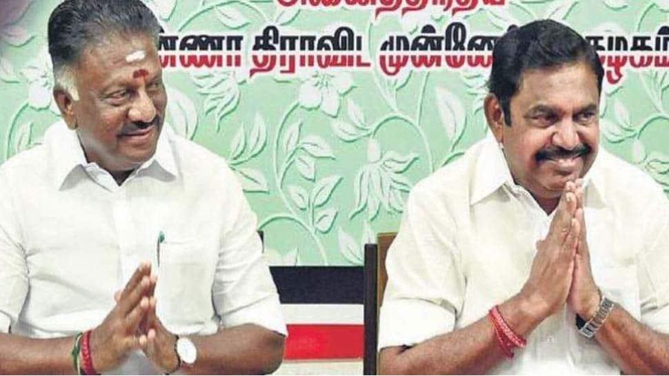 DMK over AIADMK: ஓபிஎஸ், இபிஎஸ் உள்ளிட்ட 250 பேர் மீது வழக்குப்பதிவு! காரணம்?