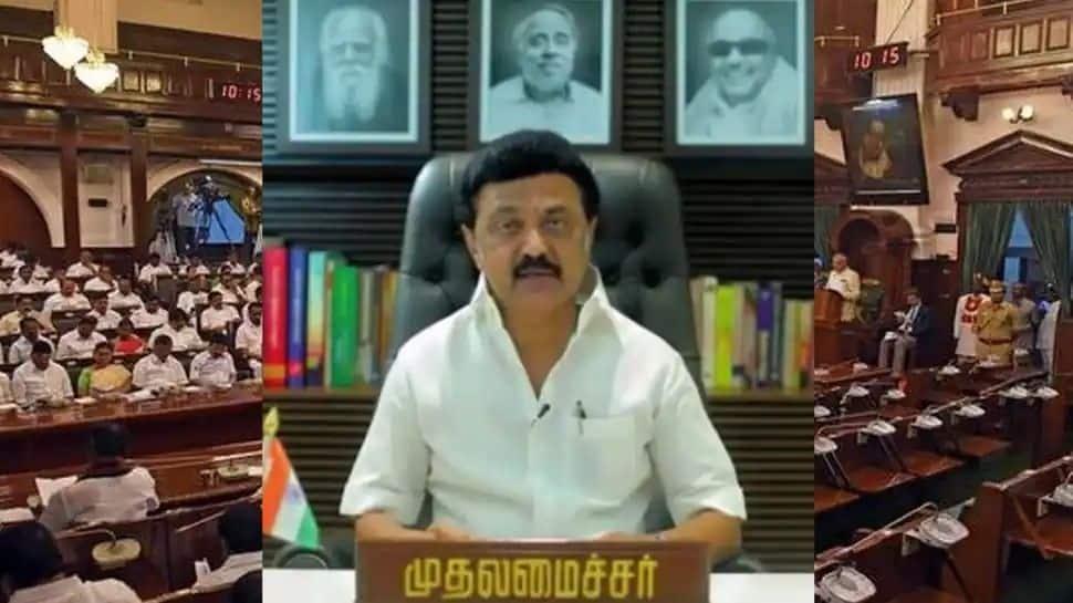 கொரோனா பாதிப்பு: முதல்வர் தலைமையில் சட்டமன்ற கட்சித் தலைவர்கள் கூட்டம்