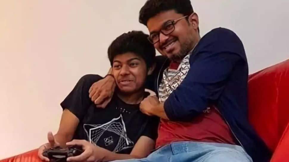 Thalapathy Vijay's Son Video: திடீரென வைரலான நடிகர் விஜய் மகன் சஞ்சய் வீடியோ