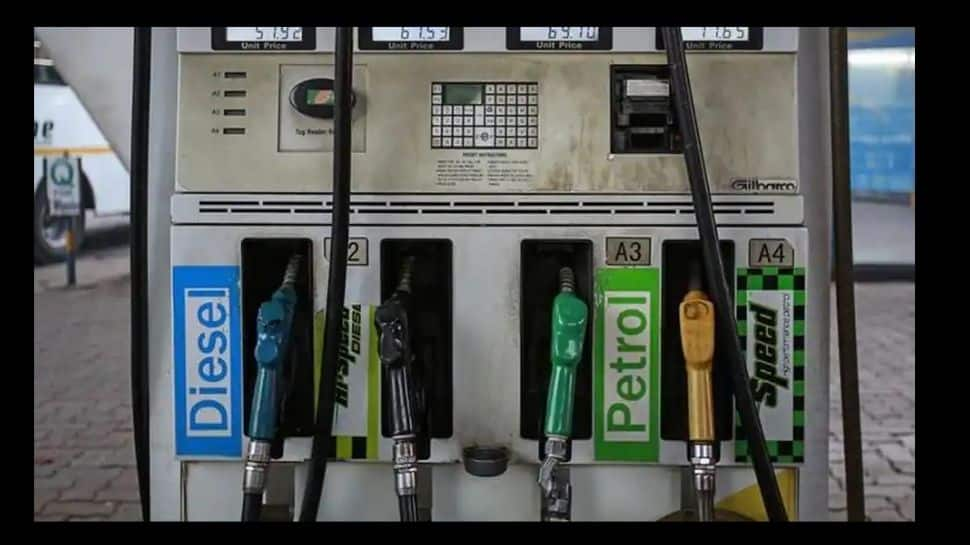 Petrol diesel price in Chennai as on 12th june 2021   Petrol, Diesel Price: இன்றைய (ஜூன் 12) பெட்ரோல், டீசல் விலை நிலவரம்