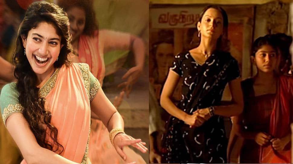 Viral Photos: Surprise to know that Sai Pallavi the famous heroine's entry is not Premam movie | Surprise: கதாநாயகியாவதற்கு முன்பே தமிழ் படத்தில் சாய் பல்லவி entry