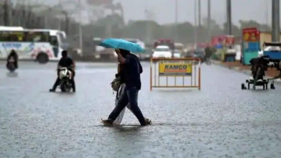 TN Weather: அடுத்த 24 மணி நேரத்திற்கு இந்த மாவட்டங்களில் இடி மின்னலுடன் கனமழை: IMD