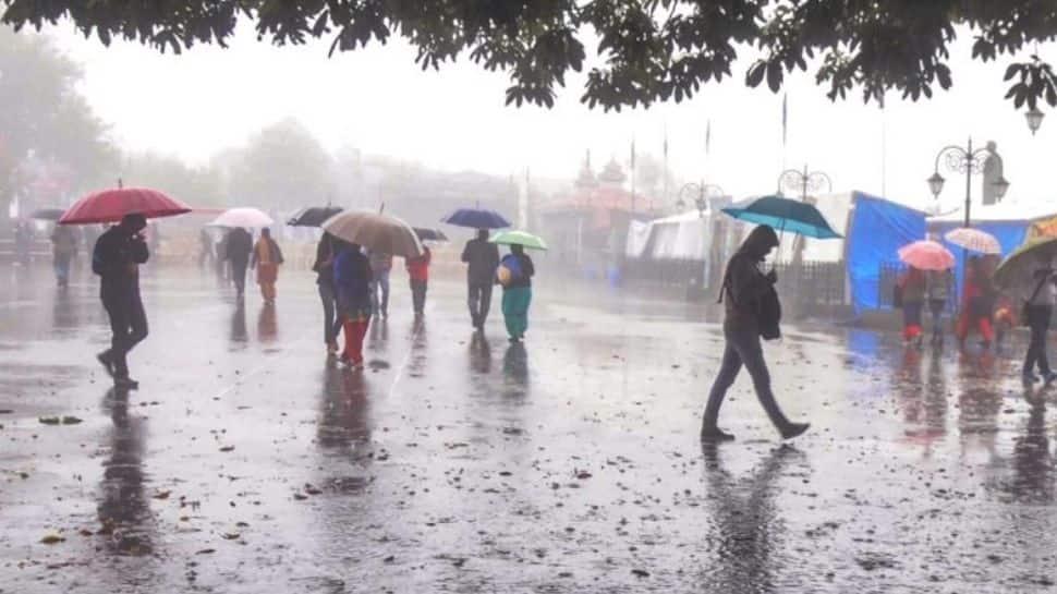 TN Weather: அடுத்த 5 நாட்களுக்கு கனமழைக்கான வாய்ப்பு-வானிலை ஆய்வு மையம்