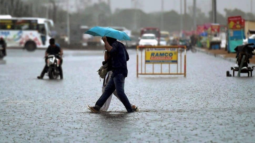 8 மாவட்டங்களில் கனமழை பெய்யும்: சென்னை வானிலை மையம்