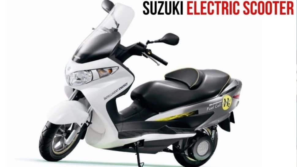 Suzuki Electric Scooter: இணையத்தில் கசிந்த சுசுகி எலெக்ட்ரிக் ஸ்கூட்டரின் வரைபடம்!