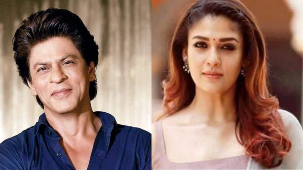 Shah Rukh Khan உடன் நடிக்கவுள்ளாரா லேடி சூப்பர் ஸ்டார் நயன்தாரா?  கோலிவுட்டில் சலசலப்பு