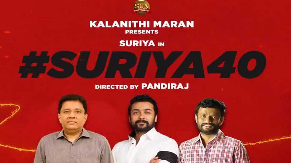 The fabulous official update for Suriya 40 landed and it goes viral | Suriya 40: நடிகர் சூர்யாவின் #Suriya40 பட அப்டேட் இணையத்தில் வைரல்