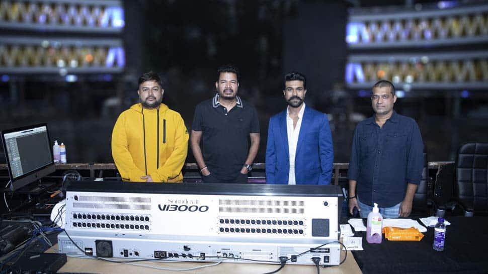 Music director Thaman joining hands with mega director Shankar with Ram Charan | Director ஷங்கரின் புதிய திரைப்படத்தில் இசையமைப்பாளராக தமன் இணைகிறார்
