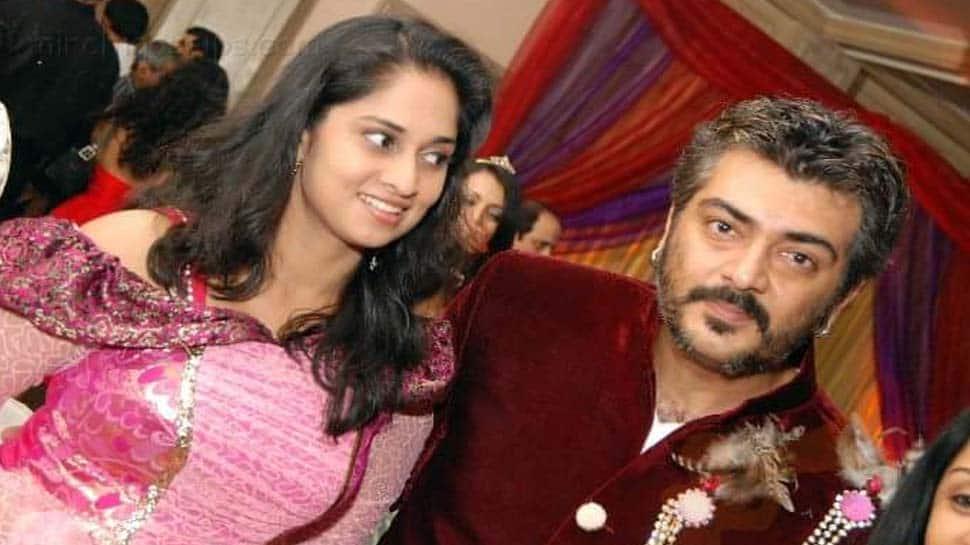 Ajith's wife Shalini to make a comeback after 20 years in this mega movie | Actress Shalini: 20 ஆண்டுகளுக்குப் பிறகு மீண்டும் திரைக்கு வருகிறாரா ஷாலினி அஜித்?