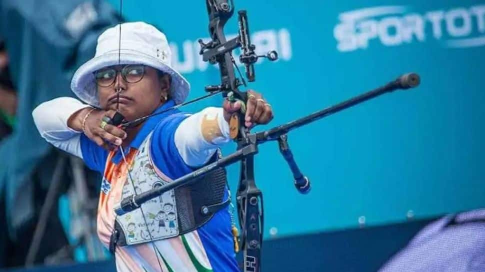 Tokyo Olympics: வில்வித்தை ரேங்கிங் சுற்றில் தீபிகா குமாரி 9வது இடம்