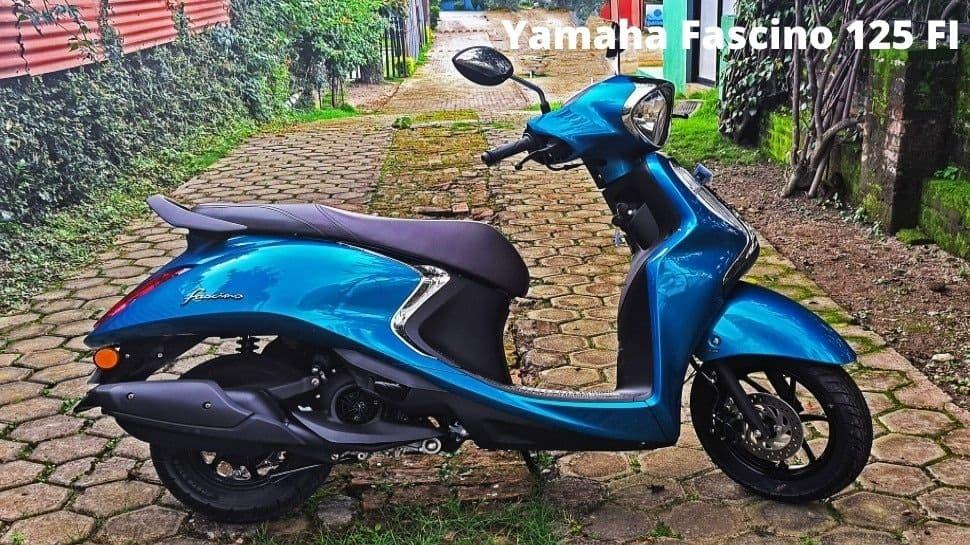 Yamaha Fascino 125 Fi: யமஹாவின் 'மலிவான' ஸ்கூட்டர், அசத்தலான அம்சங்களுடன்