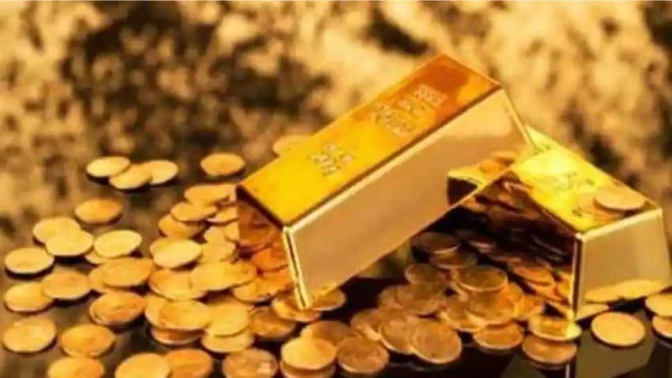 Gold Rate Today: சற்றே குறைந்தது தங்கத்தின் விலை, இன்றைய விலை நிலவரம் என்ன?