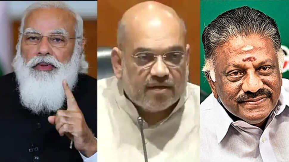 OPS அவசர தில்லி பயணம்;  அரசியல் பரபரப்பிற்கான காரணம் என்ன..!!