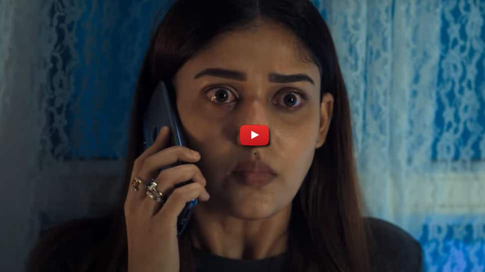 Netrikann Trailer: நயன்தாராவின் நெற்றிக்கண் படத்தின் ட்ரைலர் வெளியானது
