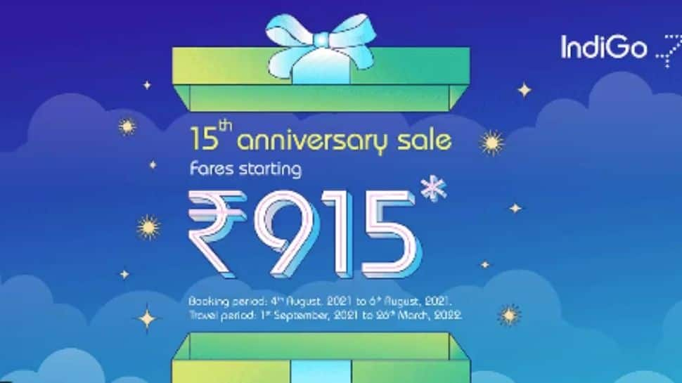 Super Offer by Indigo: 915 ரூபாயில் விமானப் பயணம்! இண்டிகோவின் சூப்பர் சலுகை..!