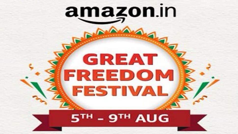 Amazon Great Freedom Festival 2021: அமேசானில் தள்ளுபடி விலையில் பொருட்களை அள்ளலாம்