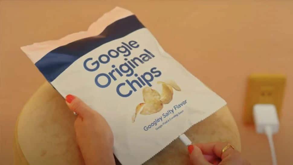 Potato Chips விற்கும் கூகிள் நிறுவனம்: இதுதான் காரணம்