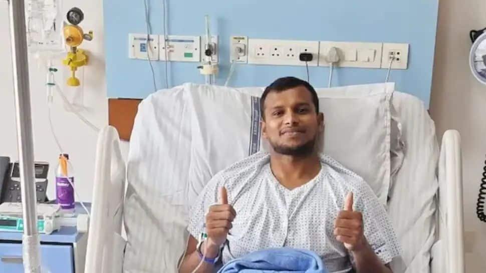 தமிழக வீரர் நடராஜனுக்கு கொரோனா : தொடருமா IPL?