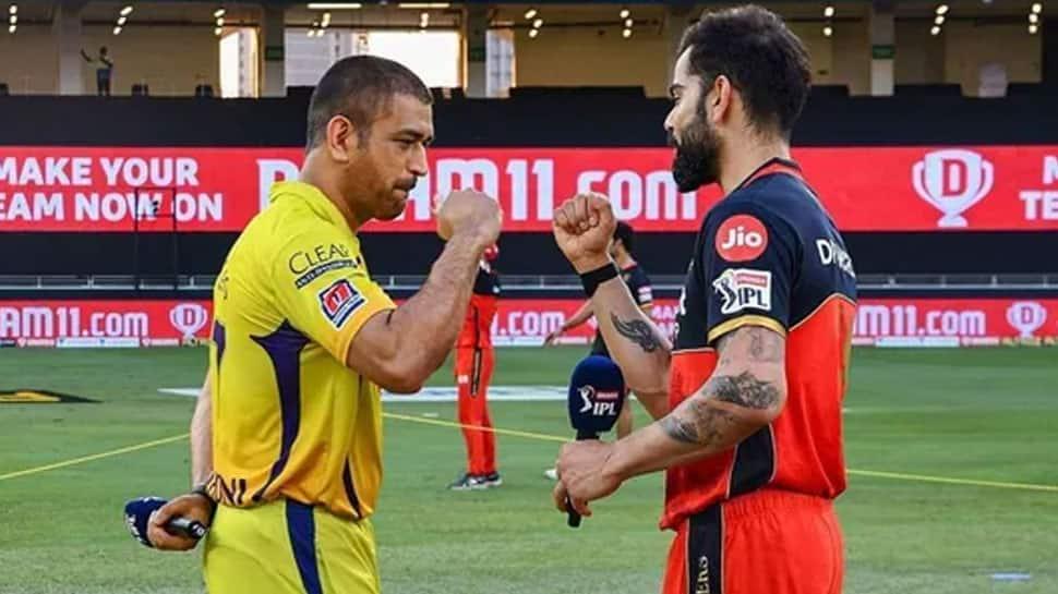 IPL 2021 CSK VS RCB: டாஸ் வென்ற சென்னை சூப்பர் கிங்ஸ் பீல்டிங் தேர்வு; ஆர்சிபி பேட்டி