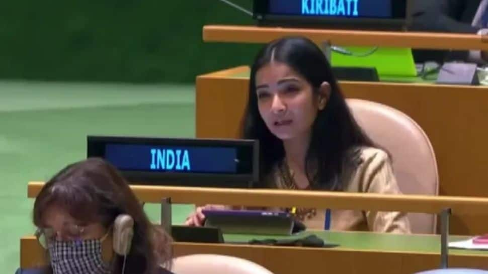 PoK-வை முதலில் காலி செய்யுங்கள்: UNGA-வில் பாகிஸ்தானுக்கு இந்தியா காட்டமான பதில்