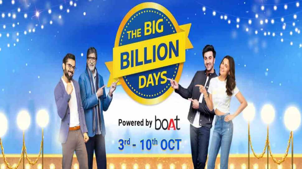 Flipkart Big Billion Day Sale 2021: போனுக்கு ரூ. 15000 வரை தள்ளுபடி, எண்ணற்ற சலுகை
