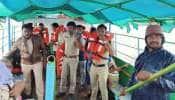 கோதாவரி ஆற்றில் சுற்றுலா படகு கவிழ்ந்து விபத்து: 12 பேர் பலி!!