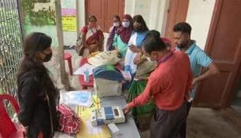 பீகார் சட்டமன்றத் தேர்தல் 2020: முதல் கட்டமாக 71 தொகுதிகளில் வாக்கு பதிவு தொடக்கம்..!