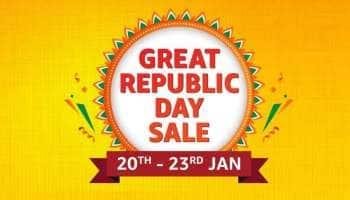 Amazon Republic Day Sale: ஸ்மார்ட்போன்களில் கிடைக்கும் சிறந்த சலுகைகளின் பட்டியல்!