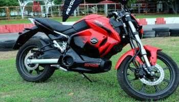 Best Electric Bike Revolt RV 400 முன்பதிவு தொடங்கியது: ரூ.28,200 வரை குறைந்தது விலை