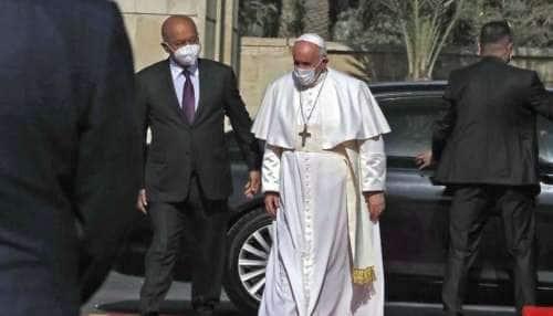 Vatican: இராக்கிற்கு செல்லும் முதல் போப்பாண்டவர் Pope Francis