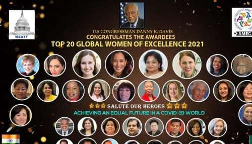 Women's Day 2021: Top-20 விருது பெற்ற தமிழிசை சவுந்தரராஜனின் முன்னேற்றப் பாதை