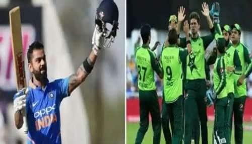 Ind vs Pak:டி20 உலகக் கோப்பைகளில் இதுவரை கோலியை அவுட் ஆக்கியதில்லை பாகிஸ்தான்