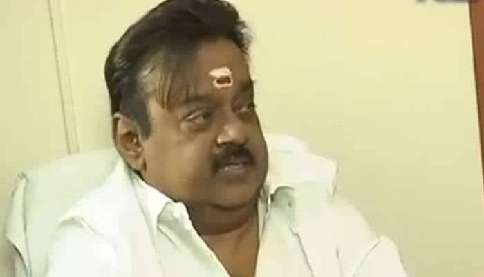 இல்லை குடிப்பழக்கம் கேப்டன் விஜயகாந்த் கூறுகிறார்.