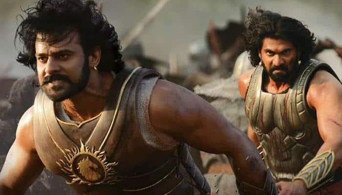 'பாகுபலி 2' க்ளைமாக்ஸ் காட்சி படப்பிடிப்பு:-