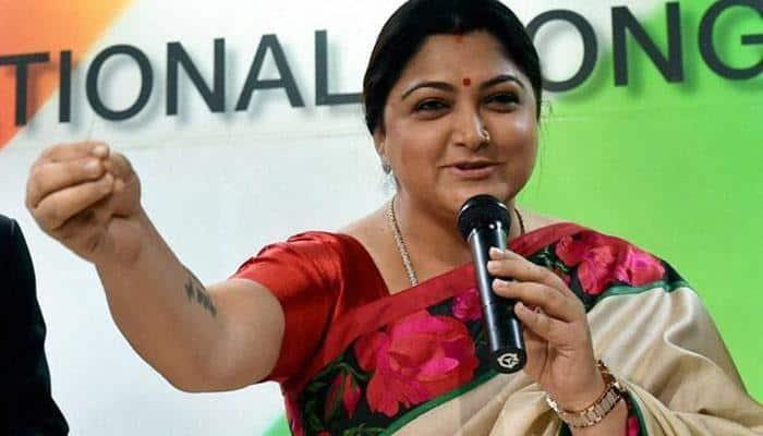 தமிழக காங்கிரஸ் தலைவர் விரைவில் நியமிக்கப்படுவார் -குஷ்பு