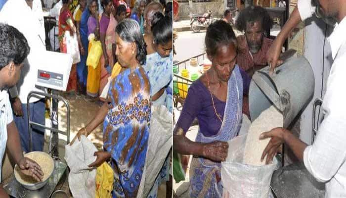 ரேஷன் கடைகளில் ரொக்கமில்லா பண பரிவர்த்தனை -மத்திய அரசு