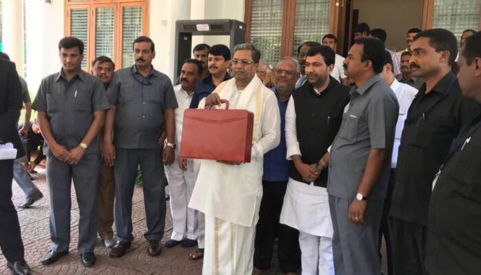 கர்நாடகவில் 'அம்மா உணவகம்' போல் 'நம்ம உணவகம்'