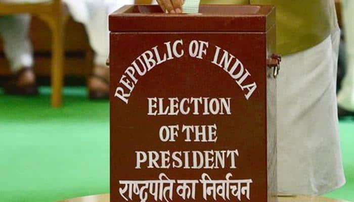ஜனாதிபதி தேர்தல்: தமிழகத்தில் ஒட்டுப்பதிவு நிறைவு
