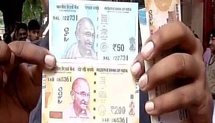 புதிய ரூ.50 & ரூ.200 நோட்டு வெளியிட்டது ரிசர்வ் வங்கி