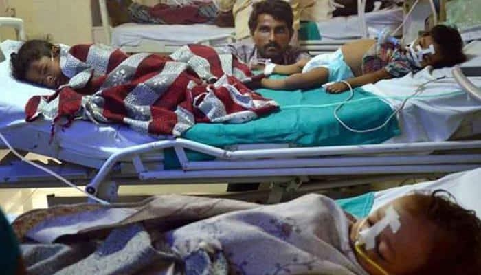 தொடரும் கோரக்பூர் சோகம்: 2 நாட்களில் 42 குழந்தைகள் பலி