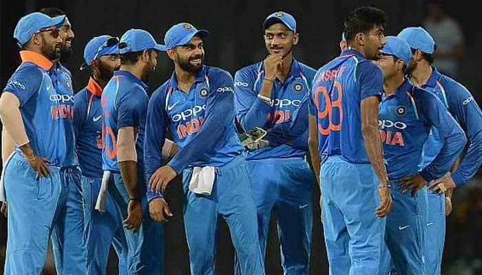 4_வது ஒரு நாள் போட்டி: இந்தியா 168 ரன்கள் வித்தியாசத்தில் வெற்றி