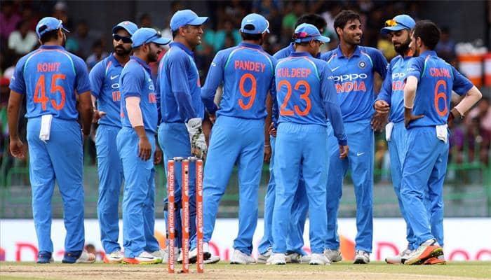 5-0 என்ற கணக்கில் தொடரை வென்றது இந்தியா!
